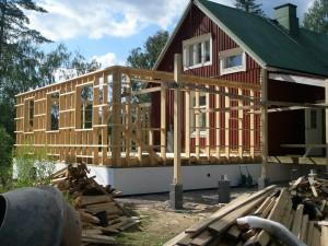 Eramu ehitus, ehitus, remont, juurdeehitis