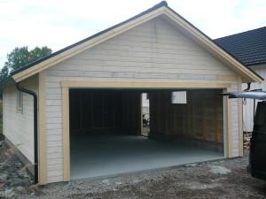 garaaz, katusealune, ehitus