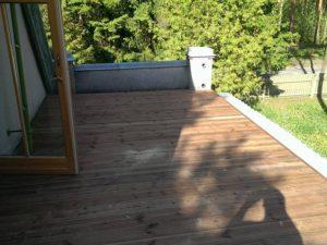 Terrass katusel